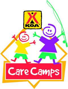 KOA Care Camps
